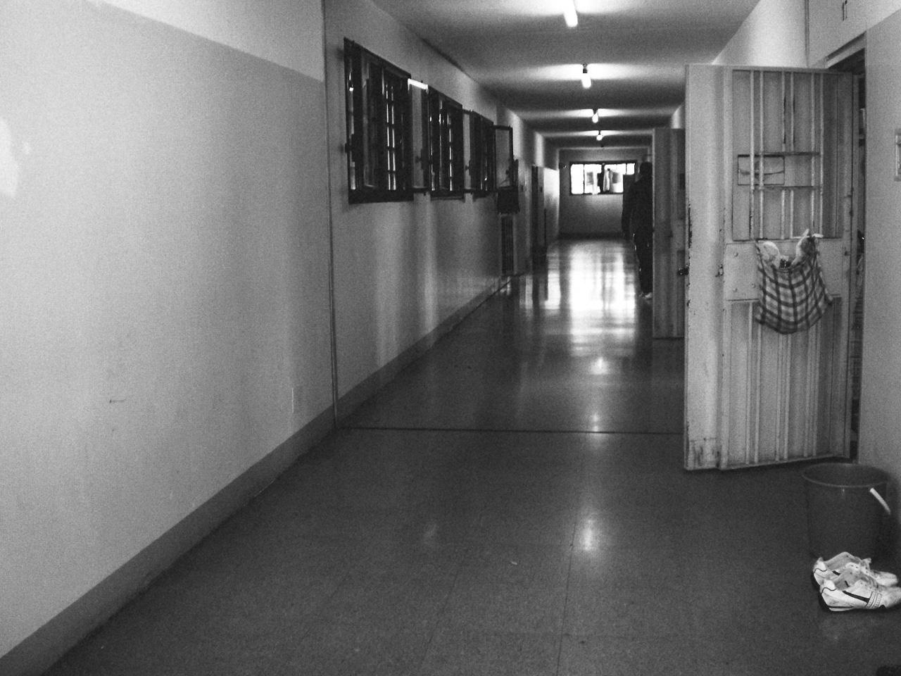 Corridoio carcere