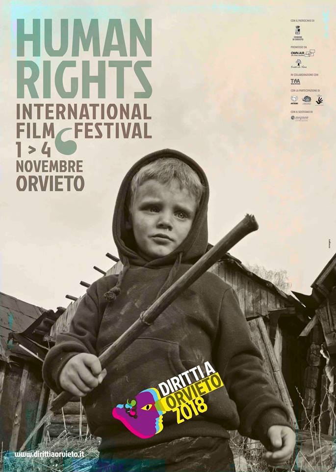 Diritti a Orvieto. Dall'1 al 4 novembre lo Human Rights International Film Festival