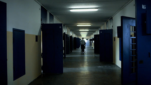 carcere corridoio