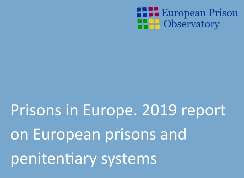 prison in europe